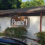 Outside of Pams