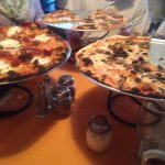 Pizza with Family