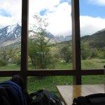 Refugio Torre Central-Torres del Paine Foto