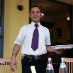 il nostro cameriere preferito!