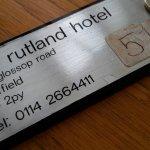 The Rutland Hotel Foto