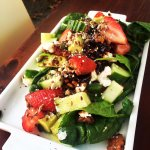Try one of our salads of the day