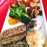 Restore offers vegan and vegetarian meals
