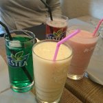 Smoothies fruits frais