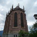 Mausoleum von Schenna das immer eine Reise wert ist