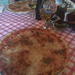 Quattro Formaggi pizzas