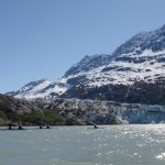 Lamplugh Glacier in the West Arm of GBNP