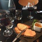 Foie gras de canard ótimo !