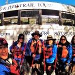 The bus to Lower Animas river