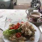The Cosy Tea Rooms of Elham