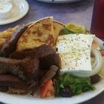 Best Greek food and near beach, the homemade greek dressing is so good.  The owner is the real d