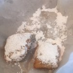 Complimentary Beignets