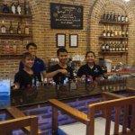 Wonderful bar staff