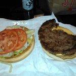 "July 2015 ""half price burgers"""