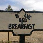 Photo de 5th Avenue Bed & Breakfast