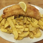 Great Fish and Chips in La Fish