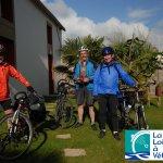 La Milonga - Une étape pour les cyclistes