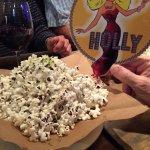 Popcorn mit Trüffelöl