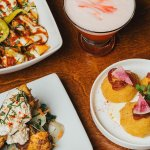 Tapas and Pisco Sour