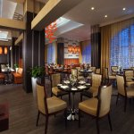 Brasserie Restaurant, Marriott Hotel