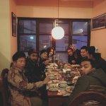 our gang at Krua Thai