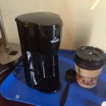 Junk coffee maker!