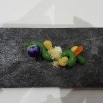 Chef's treat inbetween courses