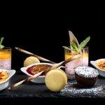 Palette de desserts - Composition du chef