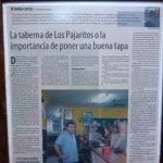Φωτογραφία: Bar Los Pajaritos