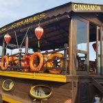Cinnamon Cruises Boat