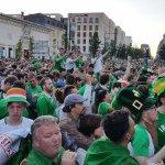 Les supporters un soir d'Euro (18/06)