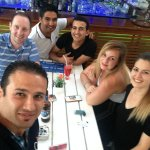 Team at CubaBar