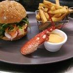 Burger de homard