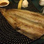 delicious Hokke fish $28