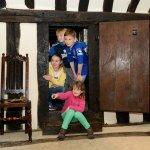 Explore one of the oldest buildings in Birmingham