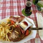 Sehr gute und grosszügig portionierte Hausmannskost