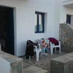 espace balcon /terrasse de la chambre