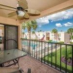 Balcony/Pool View
