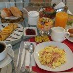 Desayuno inlcuido