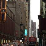 Calle dónde está el hotel