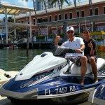 Had a Happy Fathers Day at Miami Jet Ski