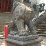 Sanyuan Palace of Guangzhou Foto