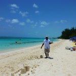 Beach Service! Here comes my Pina Colada!