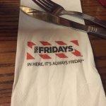 صورة فوتوغرافية لـ Friday's