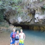 Tubing Cave's Branch