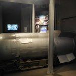 Real atomic bomb