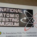 Entrance National Atomic Testing Museum