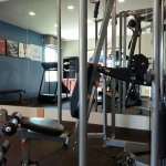 Fitness Centre Rested Set Go
