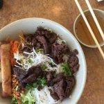 Pho Saigon Vietnamese Noodle House - menu item #59 Charred Beef