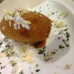 Tapeo exquisito sobre todo prueben el delicioso ravioli de buey con mascarpone
